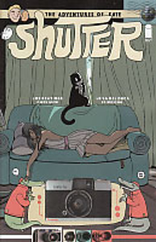 Shutter # 1c Limited Variant