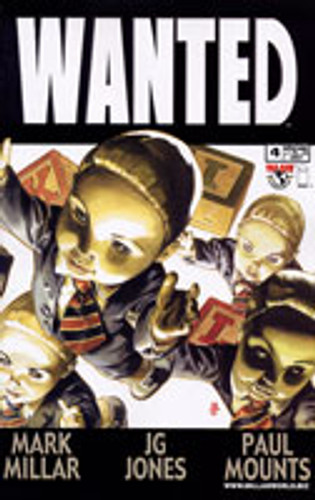 Wanted # 4