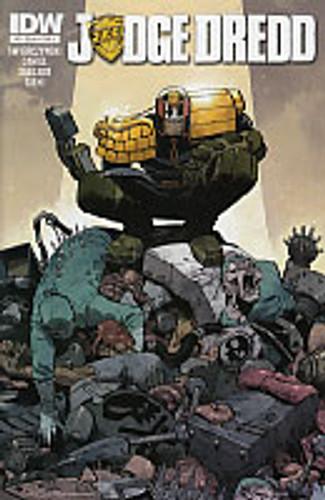 Judge Dredd # 7