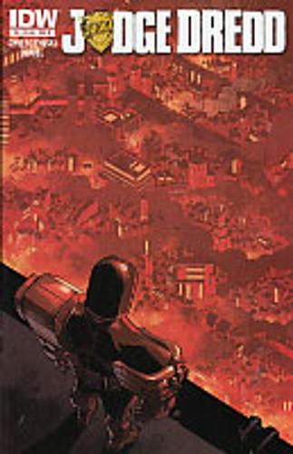 Judge Dredd # 8