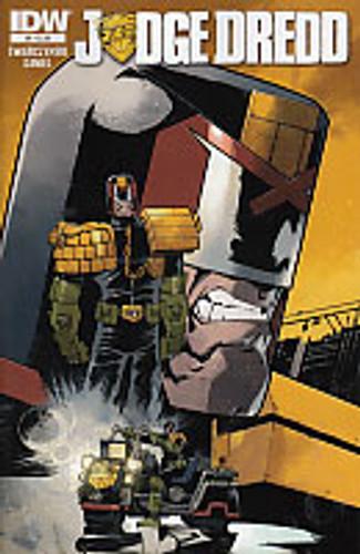 Judge Dredd # 9