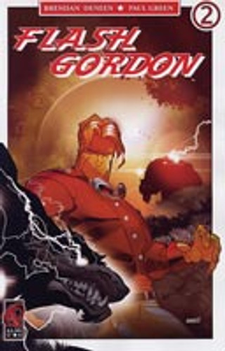 Flash Gordon # 2a