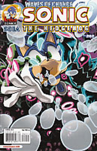 Sonic: The Hedgehog # 262