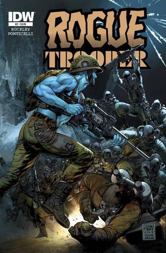 Rogue Trooper # 2
