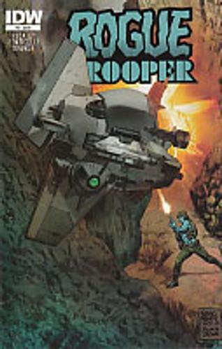 Rogue Trooper # 3