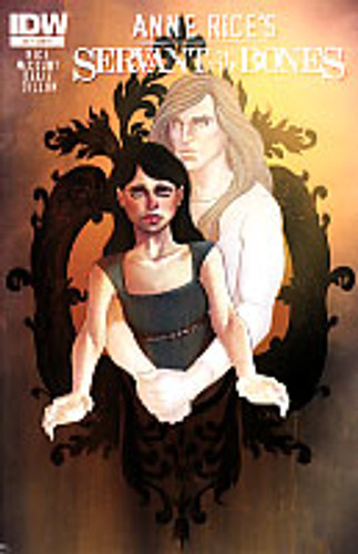 Anne Rice's Servant of the Bones # 6 limited RI variant
