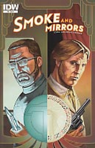 Smoke and Mirrors # 5