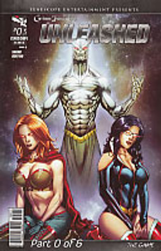 Grimm Fairy Tales: Unleashed # 0a
