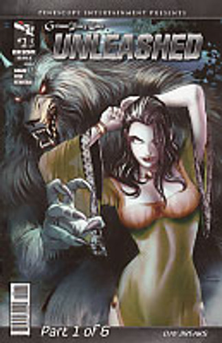 Grimm Fairy Tales: Unleashed # 1a