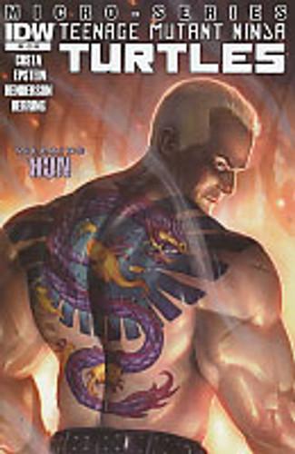 Teenage Mutant Ninja Turtles: Villains Micro-Series # 6 Hun