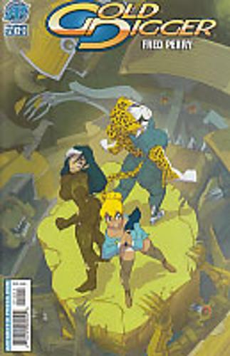 Gold Digger # 210