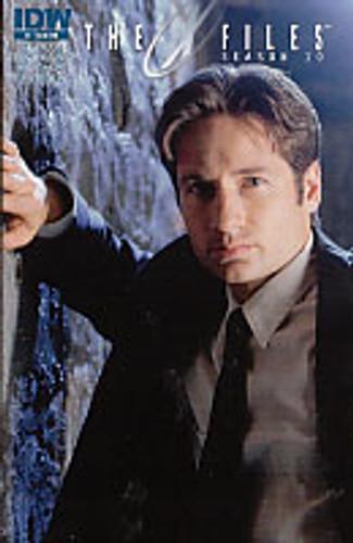 The X-Files Season 10 # 7 subscription variant
