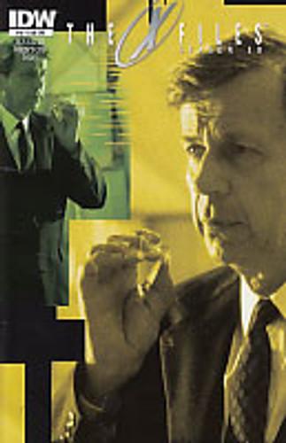 The X-Files Season 10 # 10 subscription variant