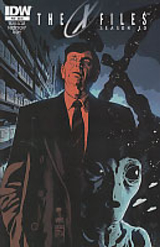 The X-Files Season 10 # 10