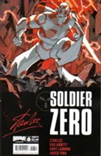 Soldier Zero # 6b