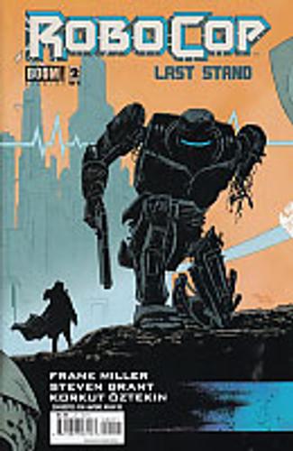 RoboCop: Last Stand # 2