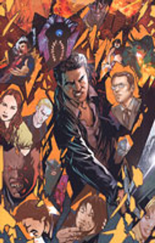 Angel: After the Fall # 16c limited variant