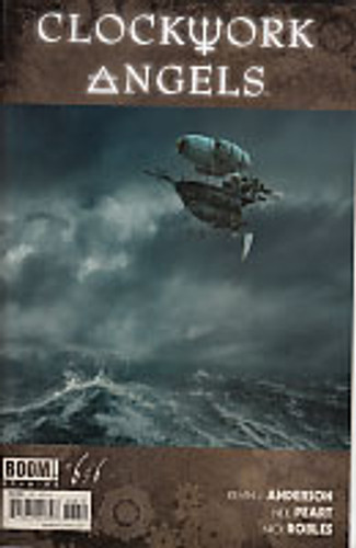 Clockwork Angels # 6