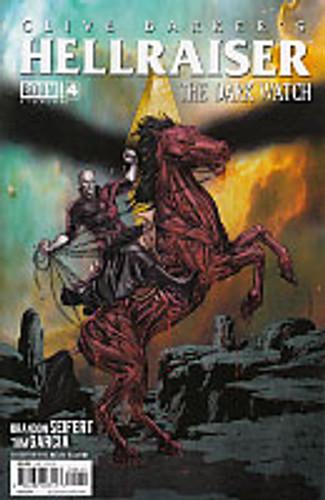 Hellraiser: The Dark Watch # 4