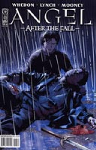 Angel: After The Fall # 13b limited variant