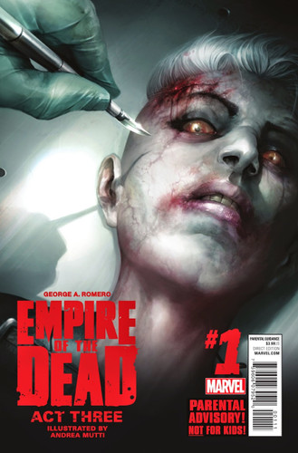 Empire of the Dead: Act Three # 1