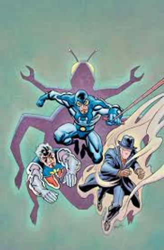 Convergence: Blue Beetle # 1a (of 2)