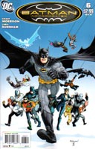 Batman, Inc vol 1 # 6