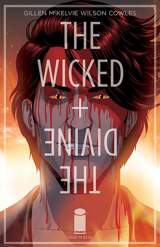 The Wicked + The Divine # 10