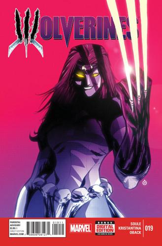 Wolverines # 19