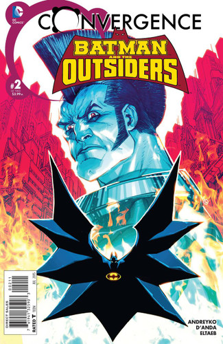 Convergence Batman & the Outsiders # 2 (of 2)