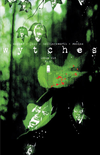 wytches # 6