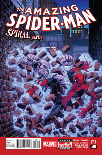 Amazing Spider-Man # 17.1
