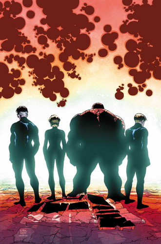 Fantastic Four Vol 3: # 645 (FINAL EXTRA-SIZED ISSUE!)
