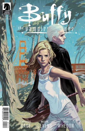 Buffy the Vampire Slayer Season 10 # 11