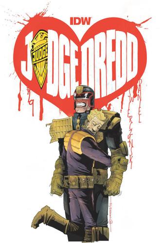 Judge Dredd # 29
