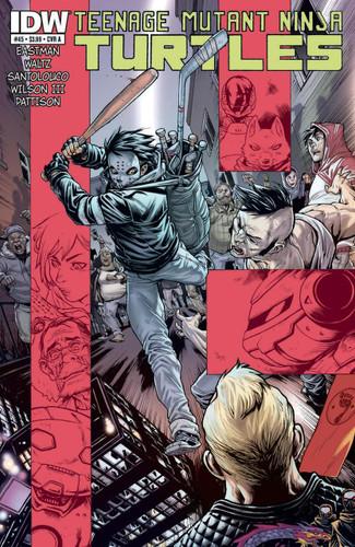 Teenage Mutant Ninja Turtles # 45