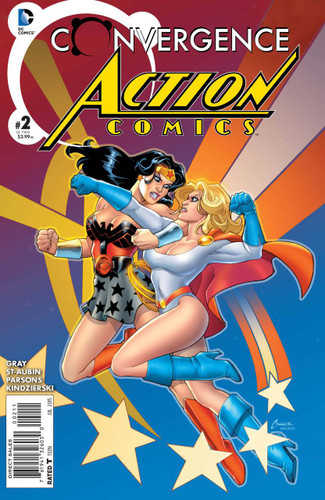 Convergence: Action Comics # 2 (of 2)