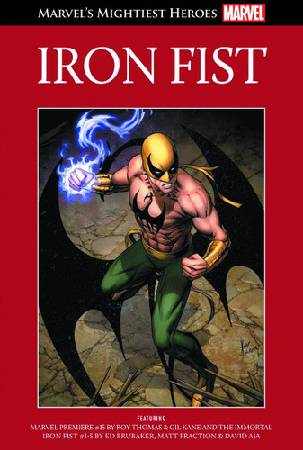 Marvel's Mightiest Heroes GN Collection: Vol 38 - Iron Fist
