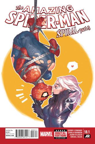 Amazing Spider-Man # 18.1