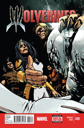 Wolverines # 20