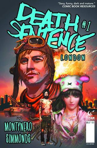 Death Sentence London #1a