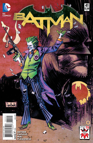 Batman #41b Limited 'JOKER' Variant