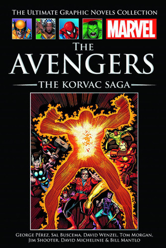 Marvel GN Coll Vol 89 - Avengers: The Korvac Saga