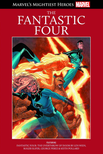 Marvel's Mightiest Heroes GN Collection: Vol 32 - Fantastic Four