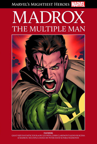 Marvel's Mightiest Heroes GN Collection: Vol 28 - Madrox