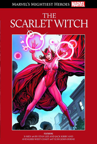 Marvel's Mightiest Heroes GN Collection: Vol 36 - Scarlet Witch