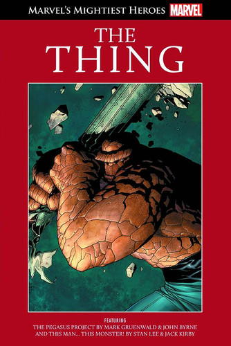 Marvel's Mightiest Heroes GN Collection: Vol 34 - Thing