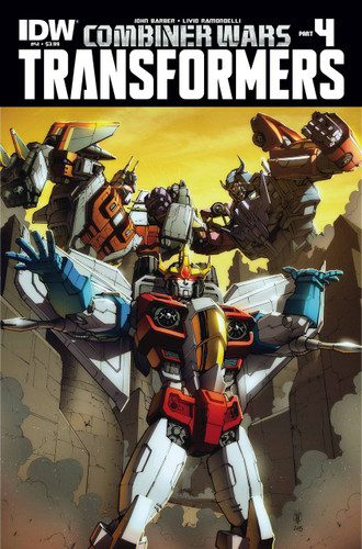 Transformers # 41
