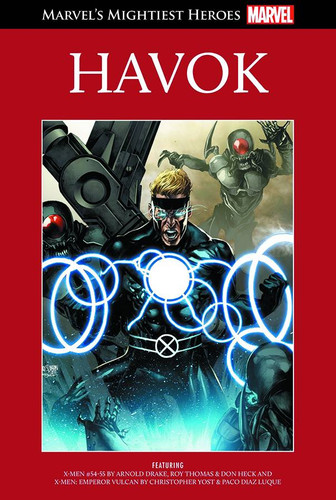 Marvel's Mightiest Heroes GN Collection: Vol 35 - Havok