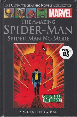 Marvel GN Coll Vol 85 - Amazing Spider-Man: Spider-Man No More